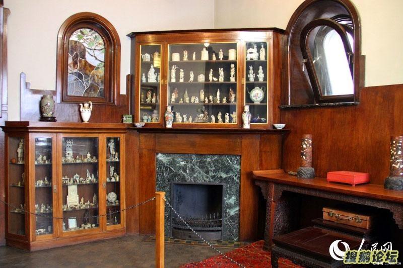 莫斯科高尔基故居博物馆 - lliiang1017 - 燕山红场的博客